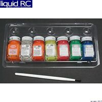 Testors 9132X Fluorescent Paint Kit