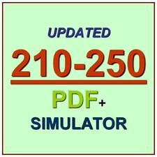 CCNA Cyber Ops Cisco Cybersecurity Fundamentals SECFND Exam 210-250 Test QA+SIM
