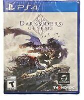Sony Playstation 4 Darksiders Genesis 2020 PS4
