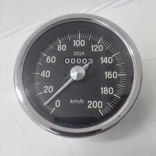 Strumento contakm speedometer tool VEGLIA BORLETTI Special Cafè racer Scrambler