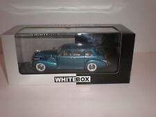 1/43 1939 Cadillac Series 75 Fleetwood V8 Sedan  /White box