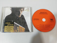 BOB DYLAN GREATEST HITS CBS CD 24 HITS REMASTERED AND RESTORED COLUMBIA