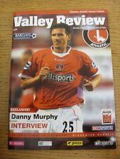 17/10/2005 Charlton Athletic v Fulham. gracias por ver este artículo, Compre Con