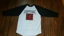 VINTAGE  METALLICA ST. ANGER PROMO T-SHIRT JERSEY Medium