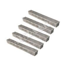 New Listing5x Square Tool Bit 516 X 2 12 8mm X 63mm M35 5 Percent Cobalt