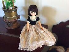 """Vintage 19"""" Horsman Cindy Fashion Doll - Brunette"""