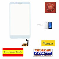PANTALLA TACTIL DIGITALIZADOR CRISTAL SONY XPERIA E4 E2104 E2105 COLOR BLANCO