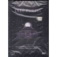 Deep Purple DVD In Concert With The London Symphony Orchestra Eagles Sigillato