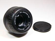 Zenitar-K k2 MC 2/50mm für Kameras mit Pentax-K Bajonett oder andere SLR/DSLR