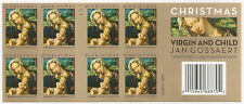 US 4815a Christmas Virgin & Child forever booklet 20 MNH 2013