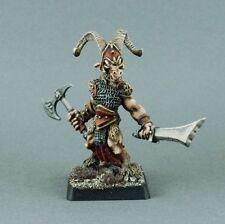 Urga Reven Sergeant Reaper Miniatures Warlord D&D RPG Beastman Fighter Ranger