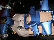 Honda  C90 Cub New Upper and lower Handlebar covers Blue