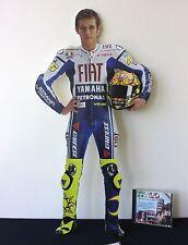 Valentino Rossi Display Stand NEW Standee FIGURE Yamaha 46 Moto GP Yamaha RARE