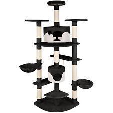 Arbol rascador para gatos trepador sisal juguetes 201 cm de altura