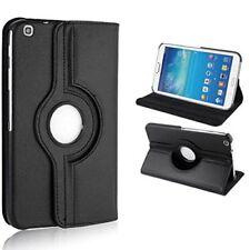 Funda Samsung Galaxy Tab 3 8.0 T3100/T3110/T3150 Negra Tablet GIRATORIA 360º