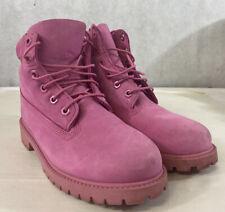 Timberland Pink Women's Boots Size 4 Primaloft 200 Grams