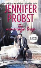 The Marriage Trap (Marriage to a Billionaire) by Probst, Jennifer, Good Book