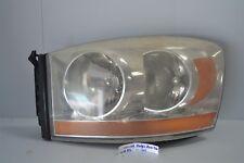2006-2008 Dodge Ram 1500 2500 3500 Left Driver Genuine OEM Head light 04 4B3