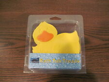 Bath Tub Treads Duck Anti-Slip Non Skid Shower Mats Appliques Safety Set of 5