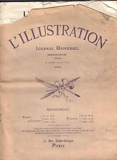 L'Illustration Jousal Universel 1914 French Magazine 011217DBE