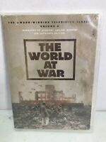 The World at War DVD Award Winning TV Classic Volume 8 New & Sealed 2004 A&E