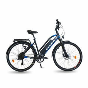 Trekking E-Bike Viena Urbanbiker 840Wh Akku | 350W Motor E-Trekkingbike
