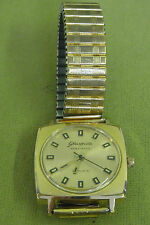 Reloj de pulsera-vidriería-spezimatic - 26 rubis