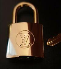 Lucchetto  Louis Vuitton Oro Accessorio Nuovo