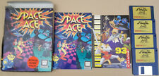 Space Ace Don Bluth - 1990 ReadySoft Game for Commodore Amiga - BOXED!