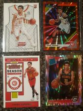 2018-19 Trae Young Donruss Optic Rated Rookie #198 Hawks Shock Prizm Lot 🔥