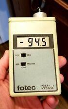Fotec Mini, Fiber Optic Test Equipment (rb-d)