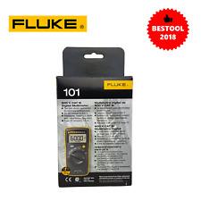 Fluke 101 Basic Pocket Digital Multimeter Genuine English Ver with TRACK NUMBER!
