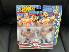WWE Rumblers The Miz and Randy Orton Figure 2-Pack Mattel