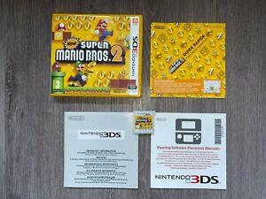 Jeu Complet NEW Super Mario Bros 2 - Nintendo DS/2DS/3DS FR