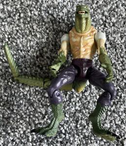 Marvel Spider-Man 3 Movie Figure The Lizard Slashing Tail Attack 2007 - VGC