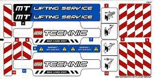 Lego 42042 -t Echnic - 4x4 Crawler Crane - MISB