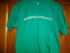 SUPERHUMAN INC.  T-SHIRT - NEW! - MEDIUM  BMX