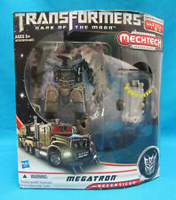 Transformers Dark of the Moon Voyager Class Megatron 2010 Hasbro New in Box