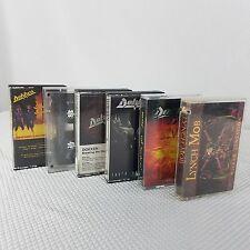 Dokken Lynch Mob Heavy Hair Metal Rock 6 Cassette Tape Lot