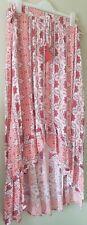Lovely Long Skirt. Fresh Colours. Size 18.