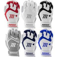 Marucci Tesoro Adult Baseball Batting Gloves MBGTSRO