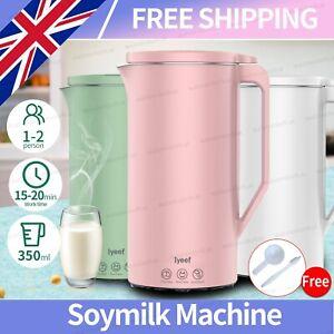 Soybean Milk Machine Fruit Soup Blender Automatic Clean Soy Milk Maker Mini Home