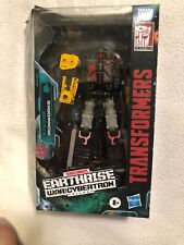 Transformers Earthrise War For Cybertron Trilogy Series Deluxe Class Ironworks