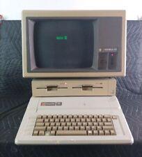 Vintage Apple IIE Computer - Monitor III - DuoDisk Drive