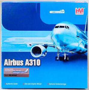 1/200 Hobby Master Airbus A310 KLM PH-AGG HL6009 Vincent Van Gogh