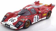 CMR Ferrari 512 S 24h Le Mans 1970 Moretti/Manfredini #16 1/18 Scale In Stock!