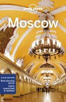 Lonely Planet Moscow by Lonely Planet 9781786573667 | Brand New