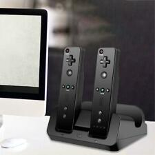 Smart Charging Station Dock Stand Charger for Wii U Gamepad Remote Controller