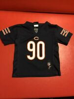 Julius Peppers #90 Chicago Bears Size Youth Kids 3T Jersey NFL See Description