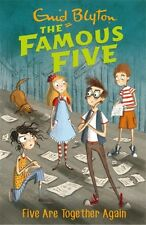 FAMOUS FIVE FIVE ARE TOGETHER AGAIN, Blyton, Enid, 9781444927634